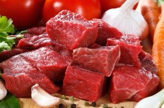 Bison Stew Meat (8oz)