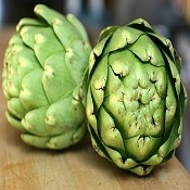 Artichokes, Globe,  Organic, individually priced