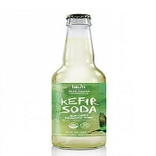 Drinks, Buchi Organic Kefir Soda (Pear, Ginger, Chamomile) 12oz