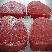 Yellow Fin Tuna Steak (6oz)