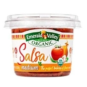 Salsa, Medium, Organic, 14 oz