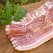 Pork, Bacon- Organic Applewood Smoked (8 oz)