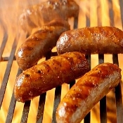 Elk, Brat -Green Pepper and Onion (4-3oz brats)