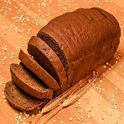 Bread, Pumpernickel (per loaf)