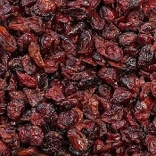 Cranberries, Organic Dehydrated (1/2 or 1lb)