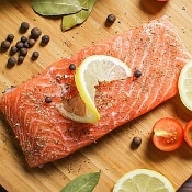Salmon- Faroe Island 12 or 16oz Filet