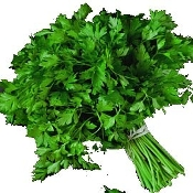 Parsley, Curly, Organic, 2 oz bunch