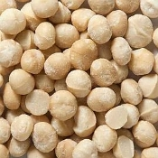 Nuts, Macadamia- Organic and Raw (8oz)