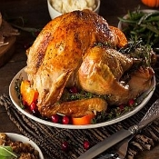 Turkey, Organic and Free Range (14 or 16 lb)