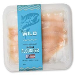 Wild Norwegian Flounder Filets (8 oz.)