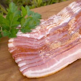 Organic Pork Bacon Cinnamon & Clove (8 oz)