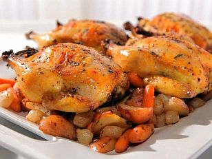 Cornish Hens All Natural Antibiotic and Hormone Free (18-24oz)