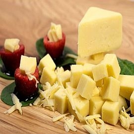 CHEESE- Bunker Hill Havarti Style Butter Cheese (8oz)