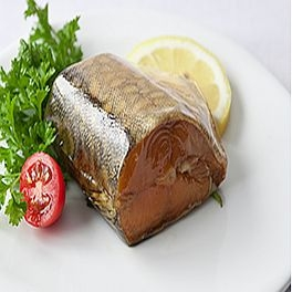 Lake Trout  Wild Caught Hot Smoked (7 oz)