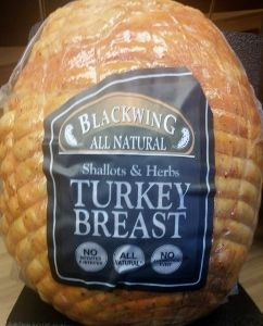 Turkey Breast Shallots & Herbs (8oz Resealable Bag)
