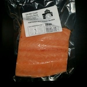Wild Norwegian Salmon (1lb)